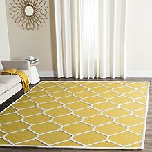 Safavieh Lulu handgetufteter Teppich, CAM144Q,