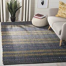 Safavieh NF202M-3 Teppich aus Naturfaser, 91 x 152