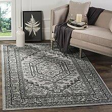 Safavieh Odessa gewebter Teppich, silber /