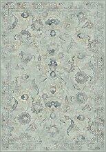Safavieh Serafina gewebter Teppich, VTG115-7661, Hellblau, 200 X 279  cm