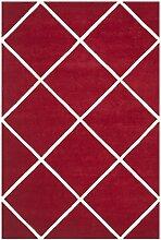 Safavieh Teppich mit Rautenmuster, CHT720,