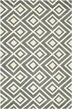 Safavieh Teppich mit Rautenmuster, CHT742,