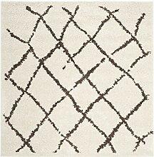 Safavieh Teppich Polypropylen Cremefarben 154 X