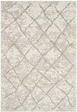 Safavieh Teppich Polypropylen Cremefarben 243 X
