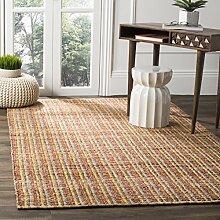 Safavieh Vintage Bereich Teppich, Jute, beige,