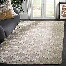 Safavieh Wohnzimmer Teppich, LNA624, Gewebter