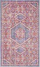 Safavieh Wohnzimmer Teppich, WDS311, Gewebter