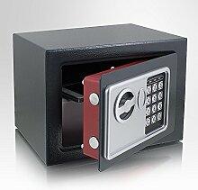 Safe Tresor elektronisch Minisafe Wandtresor