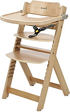 Safety 1st HOCHSTUHL Buche Natural Wood Timba ,