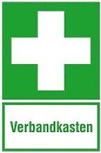 SafetyMarking® Rettungszeichen-Aufkleber - Erste