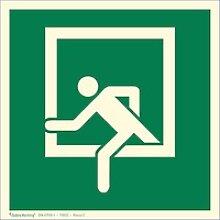 SafetyMarking® Rettungszeichen-Aufkleber -