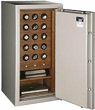 Safewinder® Exclusiv 15 Uhrenbeweger & Safe