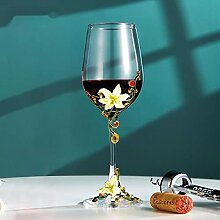 Saft Weinglas Cocktails 2 Teile/Los Rotweinglas