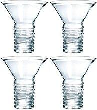 Saft Weinglas Cocktails 4 Stücke 210 Ml