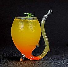 Saft Weinglas Cocktails 4 Stücke Rotweinglas