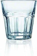 Saftglas Trinkglas Wasserglas 0,24 l, 24 STK,