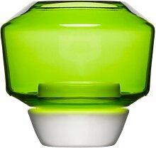 Sagaform 5016256 Kerzenständer, Grün