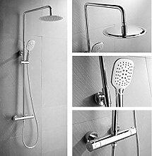 Sagetta Thermostat Duschsystem Duschset