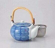 saikai Pottery Kyusu (kleine Teekanne)