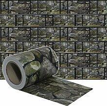 SAILUN® 35m x 19cm Sichtschutzstreifen mit 20 x