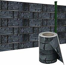 SAILUN® 65m x 19cm Sichtschutzstreifen mit 30 x