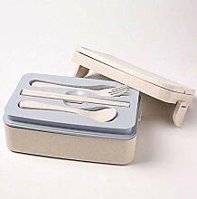 Saismx Brotdose Für Kinder, Tragbare Brotdose,