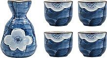Sake Tassen Keramik Sake Becher Sake Cup, 1
