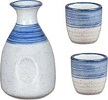 Sake3Pcs Sake Cup Set,Sake Becher Sake Cups in