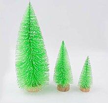 sakj-da Mini-Weihnachtsbaum, Weihnachtsschmuck,