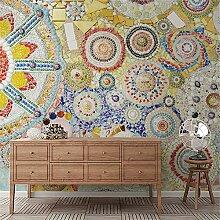 SAKNP70 Wandtapete mit Ziegel-Muster, für