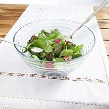 Salatschüssel mit Besteck Rösle