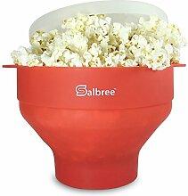 salbree Mikrowelle Popcorn Popper, Silikon Popcorn