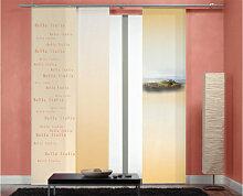 SALE % - Raumteiler Limbo Italien Landschaft