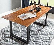 SalesFever Baumkanten-Tisch 140 x 80 cm |