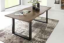 SalesFever Esszimmer-Tisch 120x80 cm | Akazie |