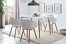 SalesFever Esszimmer-Tisch Ainara | 120 x 80 cm |