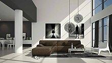 SalesFever Großzügiges Microfaser Eck-Sofa in