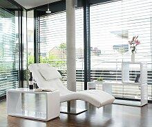 SalesFever Relaxsessel, mit Nackenkissen,