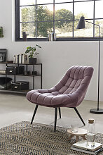 SalesFever Relaxsessel, mit XXL-Steppung,