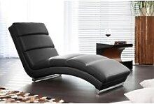 SalesFever Relaxsessel schwarz