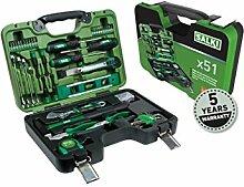 Salki 8920050–Koffer Werkzeuge Heimwerker