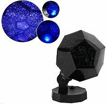 Sallypan Galaxie Astro Stern Projektor,