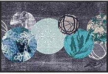 Salonloewe Fußmatte Circledance by Anna Flores