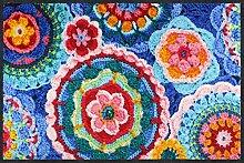 Salonloewe Fußmatte Crochet 050x075 Fußabtreter