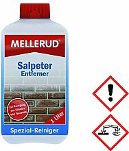 Salpeter Entferner 1Liter Mellerud Spezialreiniger Klinker Fassaden Reinigung