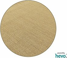 Salsa Design HEVO® Sisal Teppich Honig mit