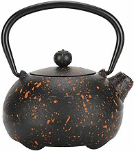 SALUTUYA Gusseisen Teekanne, japanische Art,