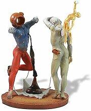 Salvador Dali 3D Kunst Skulptur Die Poesie der