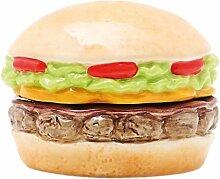 Salz- und Pfefferstreuer Hamburger
