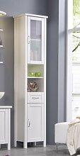 SAM® Badezimmer Badmöbel Hochschrank Valencia in